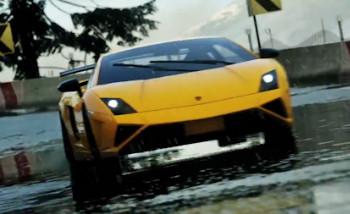 Lamborghini débarque dans DriveClub