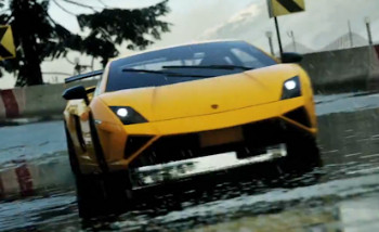 Lamborghini débarque en Mars dans DriveClub