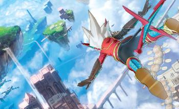 Rodea The Sky Soldier : La version Wii dans le jeu Wii U