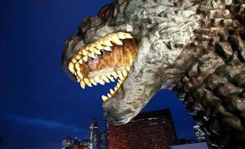 Godzilla débarque sur Playstation 4 et Playstation 3 en Juillet