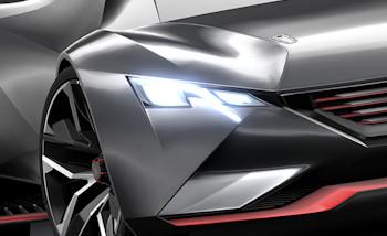 Gran Turismo 6 : Présentation de la Peugeot Vision Gran Turismo