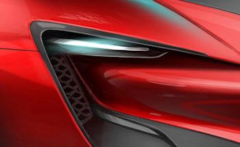 Gran Turismo 5 : SRT tease la SRT Tomahawk Vision Gran Turismo