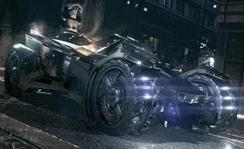 Un carnet des développeurs pour Batman: Arkham Knight