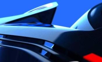 Gran Turismo 6: Bugatti tease son concept Vision Gran Turismo