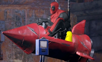 Un trailer de lancement pour la version Next-Gen de Deadpool