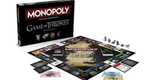 HBO et Winning Moves lancent un Monopoly Game of Thrones