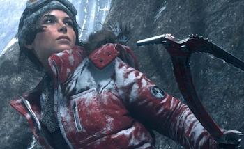 Square Enix annonce une date de sortie pour Rise of the Tomb Raider