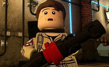Lego Dimensions : Un trailer pour le Level Pack Ghostbusters