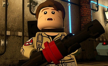 Lego Dimensions : Un trailer pour le Level Pack Ghostbusters