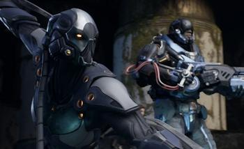 Quatre personnages de Paragon présentés en vidéo