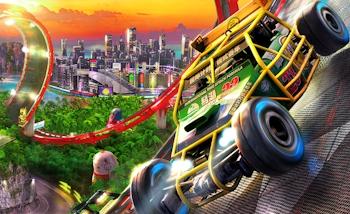 Trackmania Turbo : Une open bêta à partir de demain