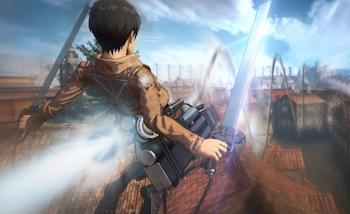 Koei Tecmo annonce l'édition collector de l'Attaque des Titants