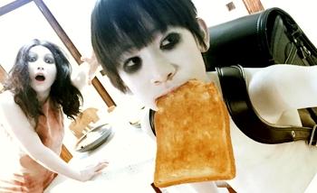Kayako et Toshio de The Grudge ont leur compte Instagram