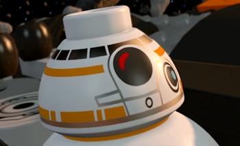 Lego Star Wars Le Réveil de la Force : Présentation de BB-8 en vidéo