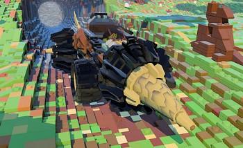 Un multijoueur pour Lego Worlds
