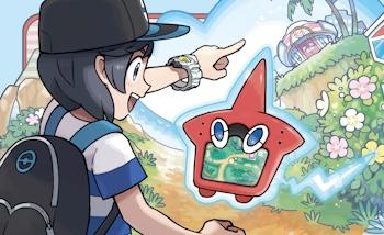 Pokémon Soleil et Lune : Boumata présenté à la Gamescom