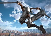 Test d'Attack On Titans Wings of Freedom sur Playstation 4