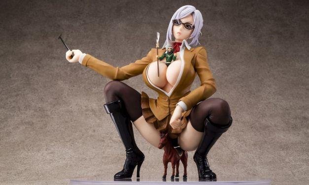 Genco dévoile une figurine très sexy de Meiko Shiraki du manga Prison School