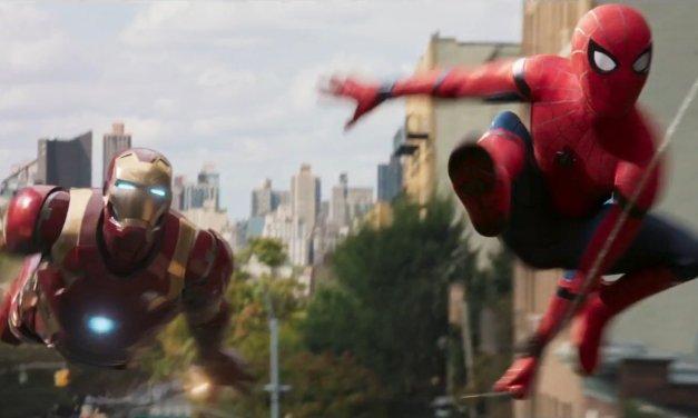 Spider-Man et Iron Man affrontent le vautour dans le trailer de Spider-Man Homecoming