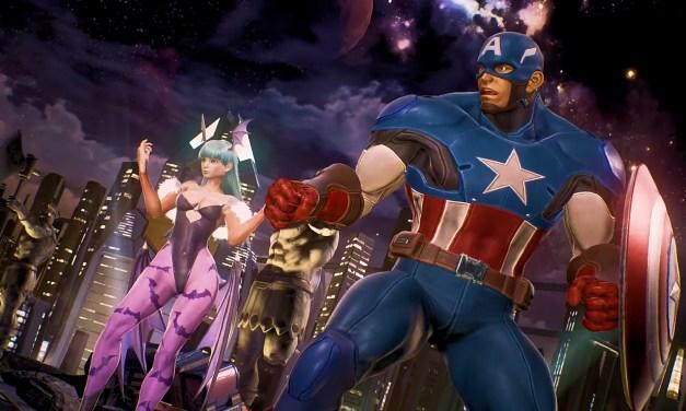 Marvel Vs Capcom Infinite: Une seconde vidéo avec Captain America et Morrigan