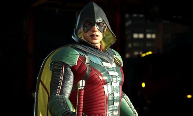 Injustice 2 : Une nouvelle vidéo de gameplay avec Robin