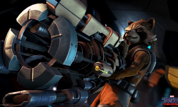 Un trailer de lancement pour Marvel's Guardians of the Galaxy: The Telltale Series