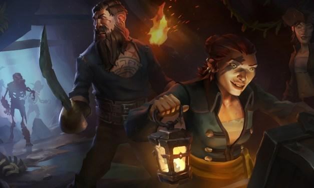 Rare dévoile enfin une date de sortie pour Sea of Thieves