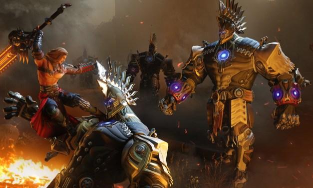 Skyforge : la Guerre Mécanoïde débarque sur Playstation 4