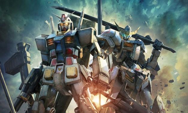 Gundam Versus est disponible dès maintenant sur Playstation 4