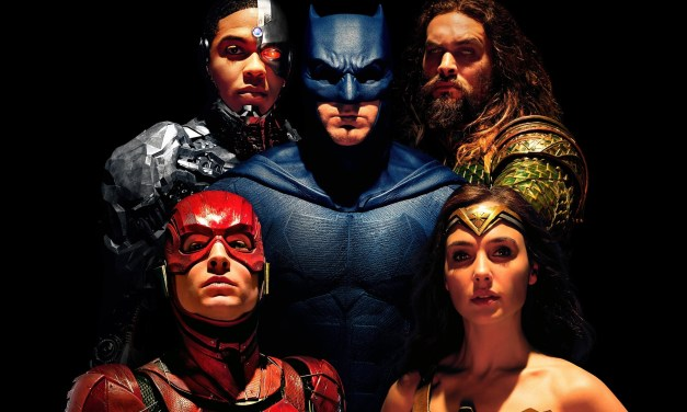 Justice League : Official Heroes Trailer