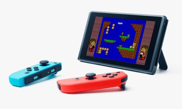La collection Sega Ages arrive bientôt sur Nintendo Switch