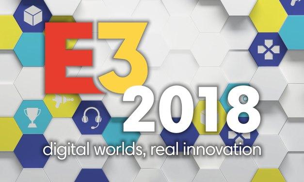 Retrouvez le programme complet des conférences de l'E3 2018