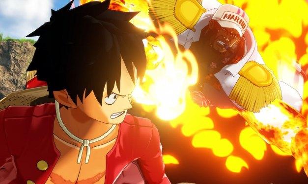 Une longue vidéo de gameplay pour One Piece World Seeker