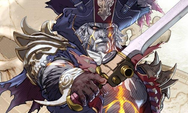 Cervantes annoncé officiellement dans SoulCalibur VI