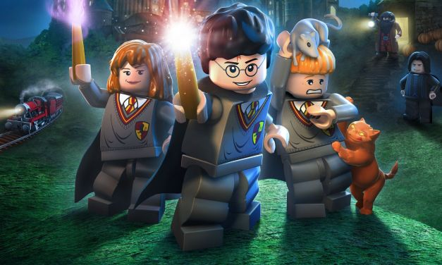 Lego Harry Potter : Collection est disponible sur Switch et Xbox One
