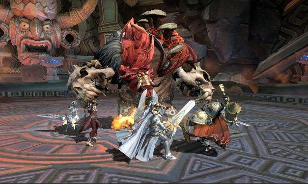 Aion: Legions of War est disponible sur iOS et Android
