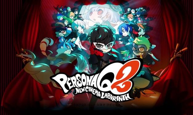 Une nouvelle vidéo pour Persona Q2: New Cinema Labyrinth