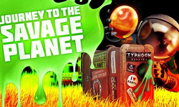 Un nouveau trailer et des images pour Journey to the Savage Planet