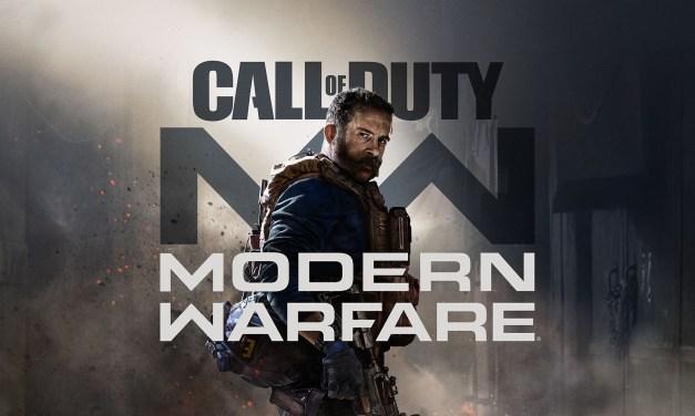Call of Duty: Modern Warfare officialisé par Activision