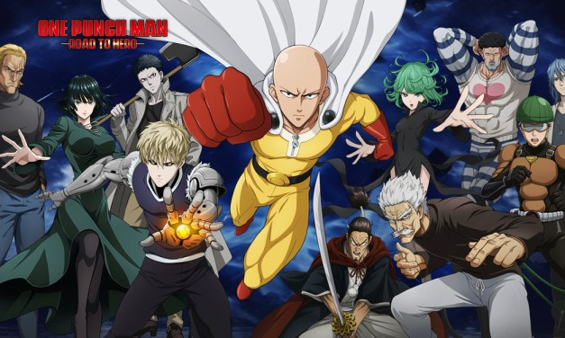 One Punch Man Road to Hero arrive ce mois-ci sur mobile