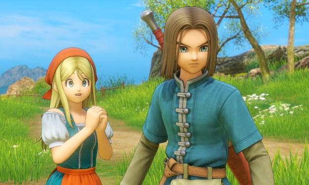 Square Enix annonce Dragon Quest XI S sur Xbox One