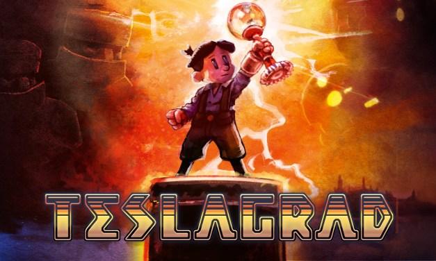 Teslagrad est disponible en boîte sur Nintendo Switch et Playstation Vita