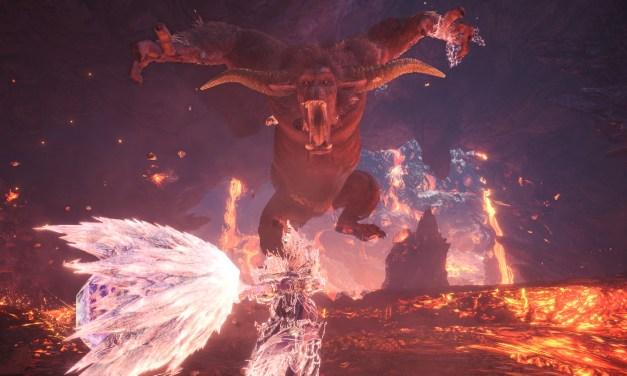 Des détails sur la première update gratuite de Monster Hunter World : Iceborne