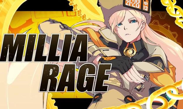 Guilty Gear Strive: Arc System Works dévoile Millia Rage et Zato=1