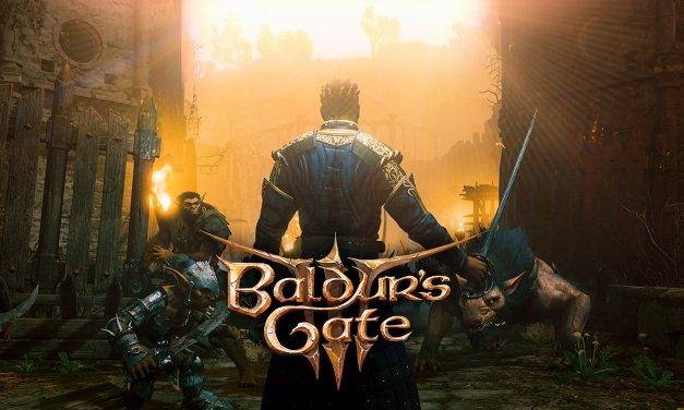 Un premier trailer officiel pour Baldur's Gate 3 avec une date de sortie