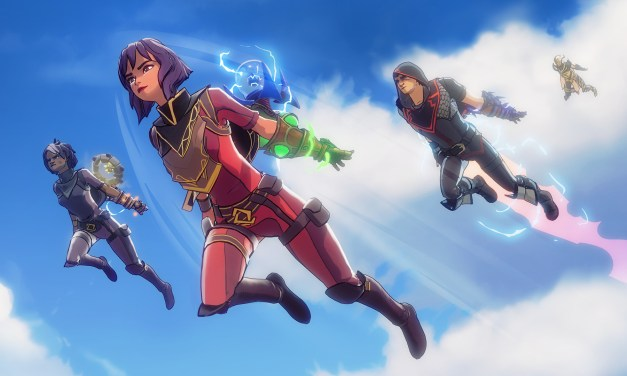 Proletariat annonce SpellBreak sur Xbox One et Nintendo Switch