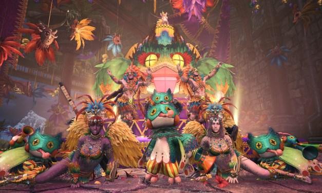 Capcom détaille l'update 4 de Monster Hunter World: Iceborne