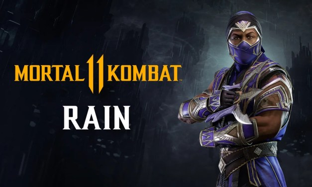 Mortal Kombat 11 Ultimate: Présentation de Rain en vidéo
