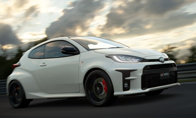 La Toyota GR Yaris est disponible dans Gran Turismo Sport