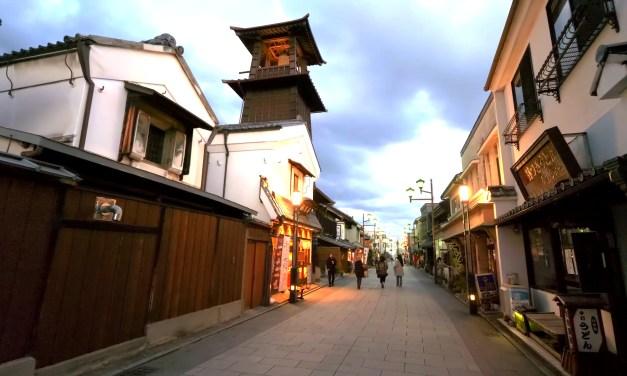 Japon: Une balade dans les rues de Kawagoe avec Rambalac